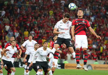 Copa do Brasil - Flamengo v Corinthians Semi Final First Leg