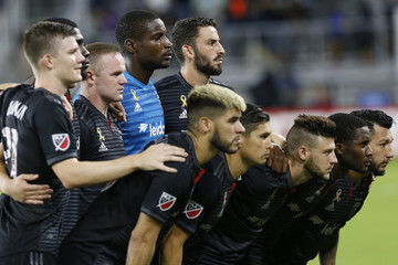 MLS: Minnesota United FC at D.C. United
