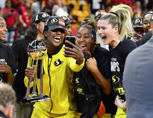 WNBA: Finals-Seattle Storm at Washington Mystics