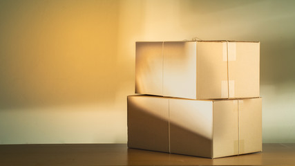 Box paper packege