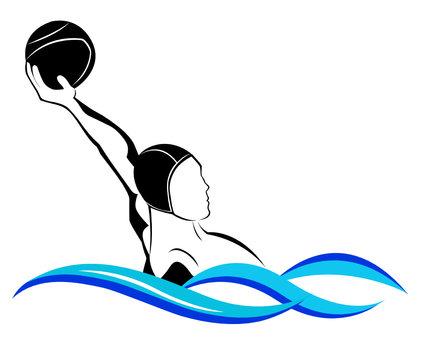logo water polo