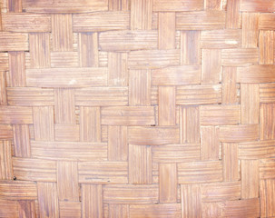 Traditional handcraft wood woven patterns,Natural dried reed background