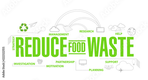 Reduce food waste diagram plan concept imagens e fotos de stock reduce food waste diagram plan concept ccuart Gallery
