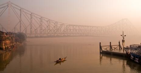 Howrah Bridge | Kolkata Papier Peint
