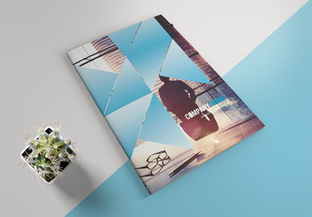 Business Brochure Layout