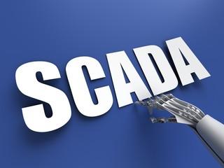 SCADA acronym (Supervisory control and data acquisition)