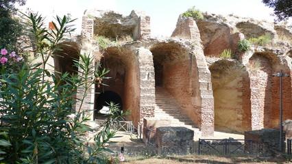 Pozzuoli Anfiteatro Neroniano Flavio