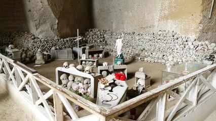 Napoli Cimitero delle Fontanelle