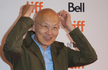 "Director Wayne Wang arrives for the 25th anniversary screening of ""The Joy Luck Club"" at the Toronto International Film Festival (TIFF) in Toronto"