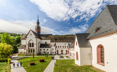 Kloster Eberbach im Rheingau Wall mural
