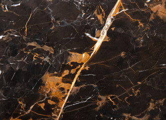 Brown and Orange Marble