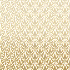 Gold Gatsby Art Deco Pattern Background Design