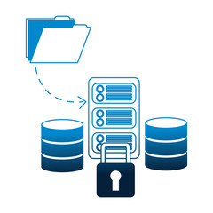 database server center file information security
