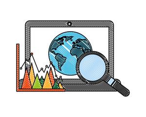 laptop world search statistics business report