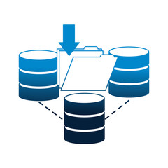 database center download data file sharing