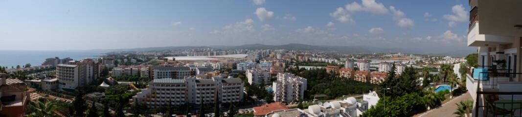 panorama Avsalar