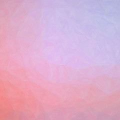 Abstract illustration of Square pink and light purple Watercolor on coldpress paper background, digitally generated.