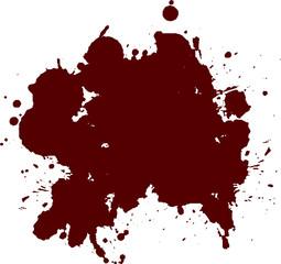 写真の検索 血飛沫