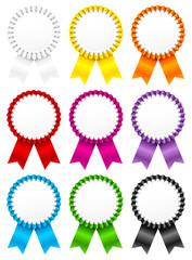 9 Award Badges