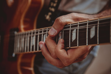 accordi con la chitarra