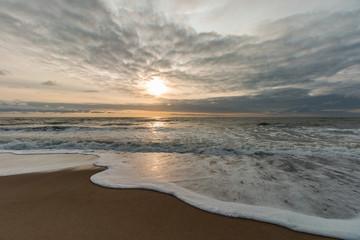 schöner Strand in Dänemark