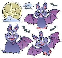 Bats theme collection 1