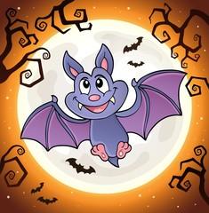 Cartoon bat topic image 1