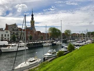 Hafenstadt Veere