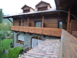Llanars, villa en Camprodon, Gerona, Cataluña - España