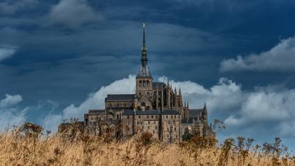Impressionen von Le Mont-Saint-Michel , Bretagne , Frankreich