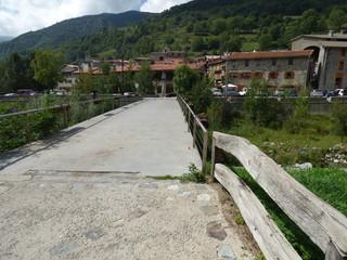 Setcases. Pueblo de Girona en Cataluña, España