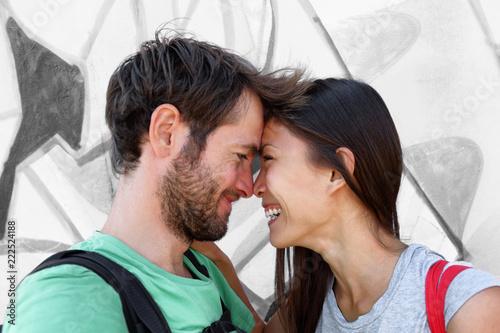 asiatico uomo interrazziale dating