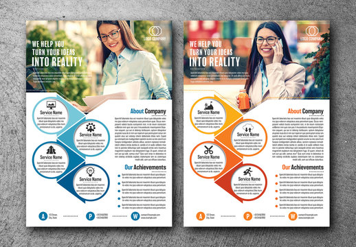 Business Flyer Layouts
