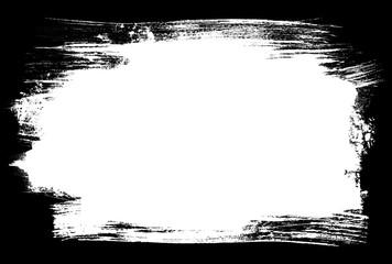 Obraz Grunge black frame - fototapety do salonu