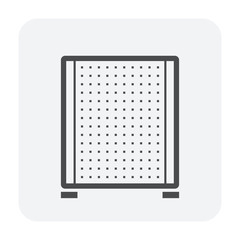 partition wall icon