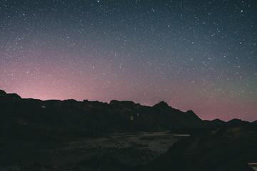 Tenerife, Spain, Milkyway night photography