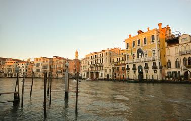 la meravigliosa Venezia sul Canal Grande
