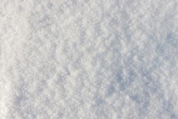 Wavy snow texture