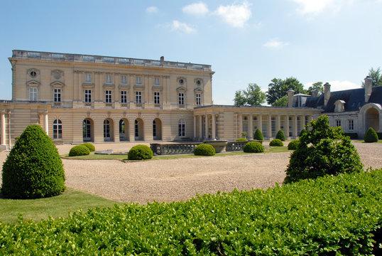 Ville de Vernon, Château de Bizy, département de l'Eure, Normandie, France