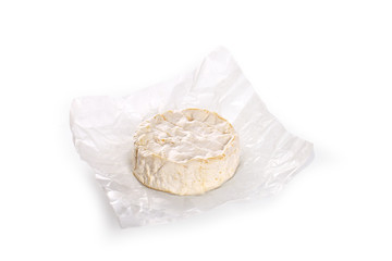 fromage sur fond blanc,camembert