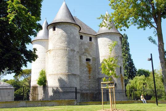 Ville de Vernon, château des Tourelles, département de l'Eure, Normandie, France