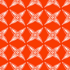 Ethnic style ornament. Seamless pattern. Abstract. Indian, Native American, Aztec