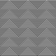 Seamless zigzag pattern. Lines texture.