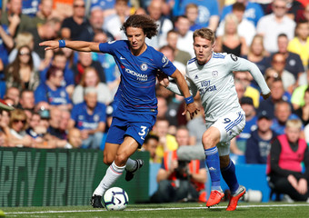 Premier League - Chelsea v Cardiff City