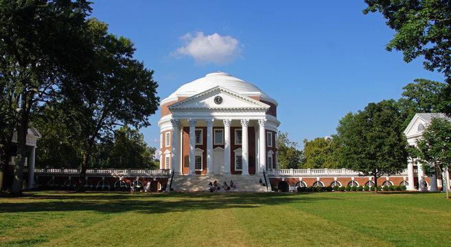 Unversität Charlottesville Rotunda