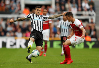 Premier League - Newcastle United v Arsenal