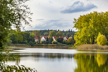 Jezioro Długie - Olsztyn