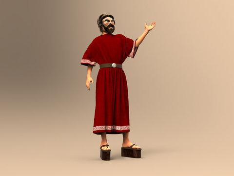 Actor de la Antigua Grecia