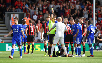 Premier League - AFC Bournemouth v Leicester City