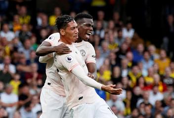 Premier League - Watford v Manchester United